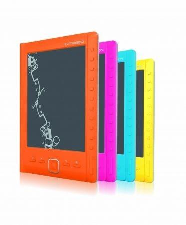 Intreeo Ebook Reader Vivid Collection