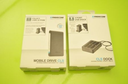 Freecom Mobile Drive CLS gallery