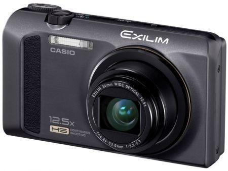 Casio Exilim EX-ZR100 e EX-H30