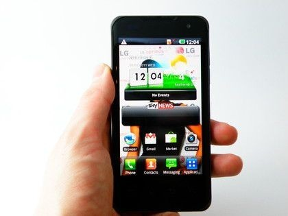 LG Optimus Dual: scheda tecnica e immagini