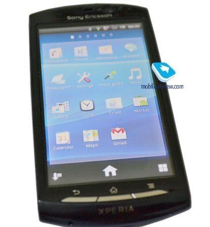Sony Ericsson Vivaz 2 Android: foto gallery