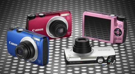 Canon PowerShot A3300 IS e PowerShot A3200 IS