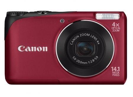 Canon PowerShot A1200 e A2200: fotocamere digitali pratiche ed economiche