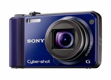 Sony: nuova gamma di fotocamere Cyber-shot con sensore CMOS e CCD