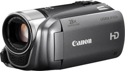 Canon Legria HF R: nuova gamma di videocamere pratiche e avanzate