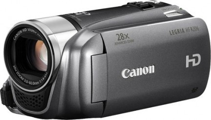 Canon Legria HF R
