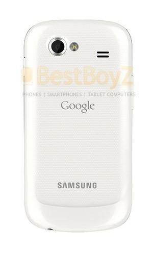 Google Nexus S in versione Bianca