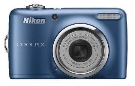 Nikon Coolpix L23 e Coolpix L120