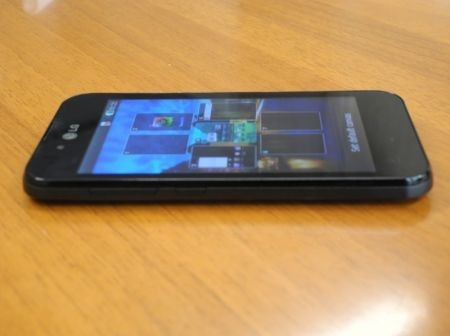 LG Optimus Black foto gallery