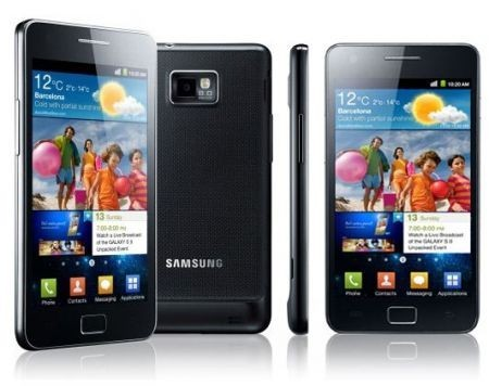 Samsung  Galaxy S2 eletto European Mobile phone agli EISA Awards