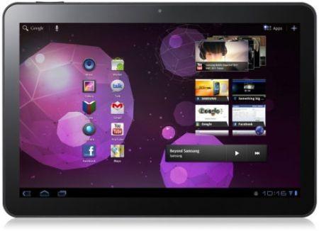 Samsung Galaxy Tab 10.1: prime immagini e caratteristiche tecniche