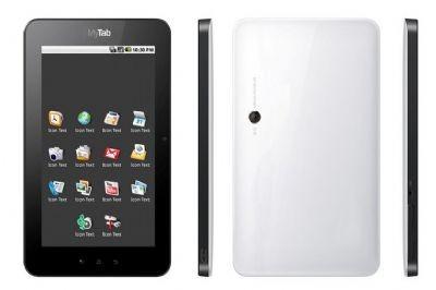 Onda: smartphone dual sim, Tablet MyTab al MWC 2011
