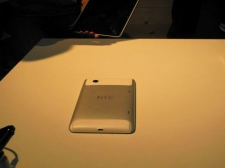 HTC Flyer VS iPad