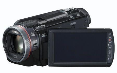 Videocamere Panasonic: nuove camcorder serie 900 per immagini in 3D