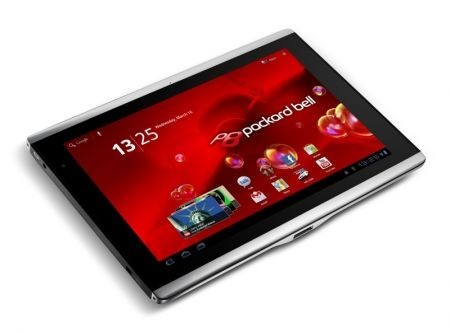 Packard Bell Liberty Tab: tablet PC Android con funzioni multimediali