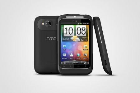 HTC wildifre s