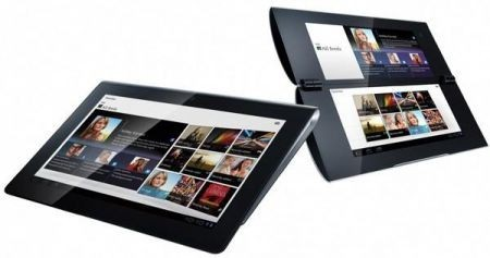 Sony S1 e Sony S2: tablet Honeycomb dual screen (video)