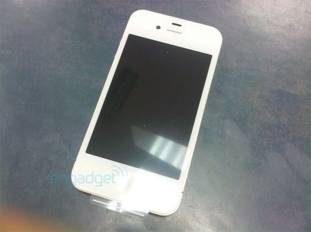 iPhone 4 bianco rumors