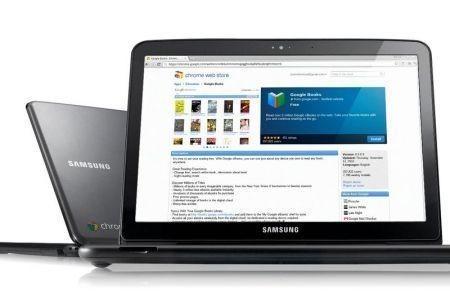 Samsung Chromebook Serie 5 (2)