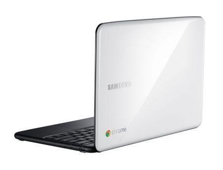 Samsung Chromebook scocca bianca (3)