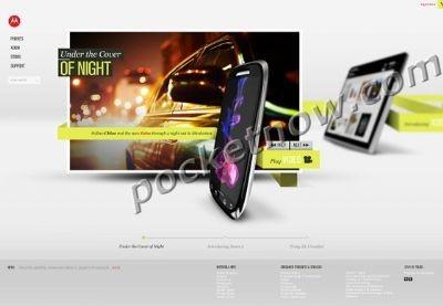 Da Motorola in arrivo tablet Xoom 2 ed altri smartphone