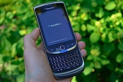 BlackBerry Torch 2: foto e video anteprima