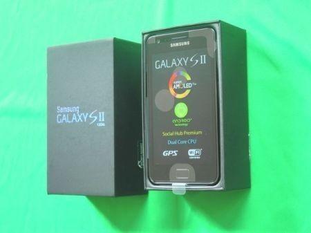 Samsung galaxy S2 confezione d'acquisto (4)