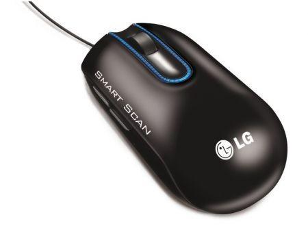 Da LG nuovi prodotti orientati al 3D e lo scanner grande quanto un mouse