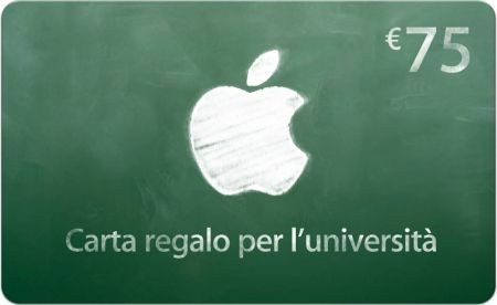 Back to School di Apple
