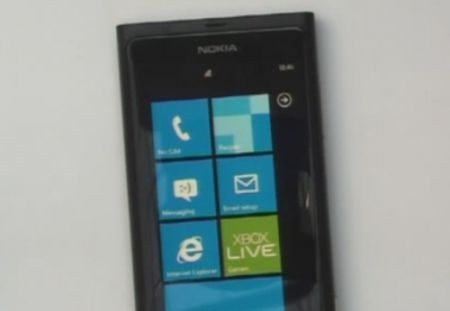 Nokia Windows Phone: arrivano le prime foto rubate (video)