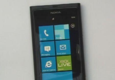 Nokia Windows Phone Sea Ray
