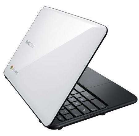 Samsung Chromebook scocca bianca