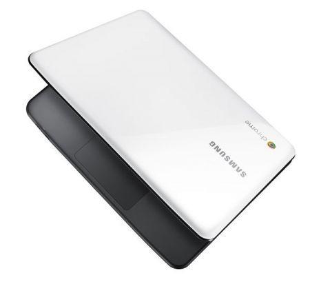 Samsung Chromebook scocca bianca (1)