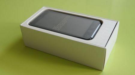 HTC Evo 3D nella confezione d'acquisto (2)