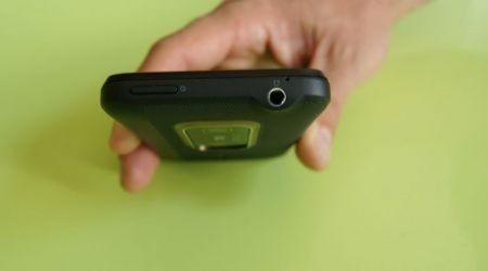 HTC Evo 3D: jack da 3.5 mm