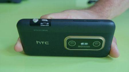 HTC Evo 3D: spessore
