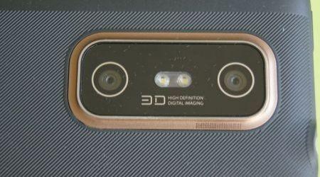 HTC Evo 3D: doppia fotocamera (1)