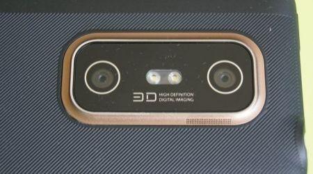 HTC Evo 3D: doppia fotocamera