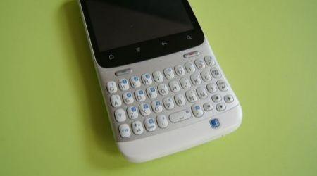 HTC ChaCha: tastiera qwerty