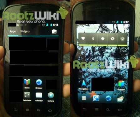 Android 4.0 anteprima