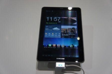 Samsung Galaxy Tab 7.7, la Germania conferma il blocco alla vendita