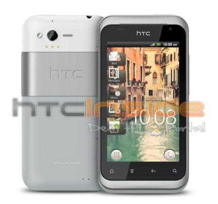 HTC Bliss Rhyme, prime foto del nuovo smartphone con Sense 3.5
