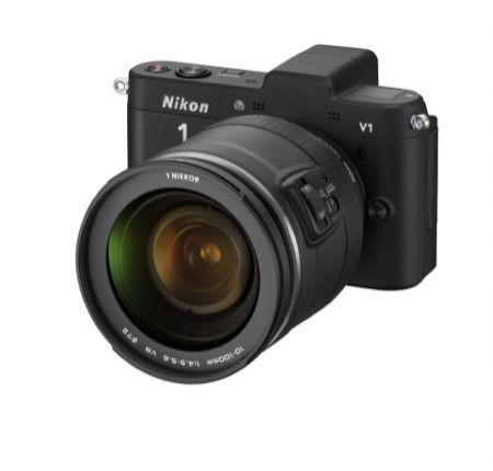 Nikon 1 J1 e V1