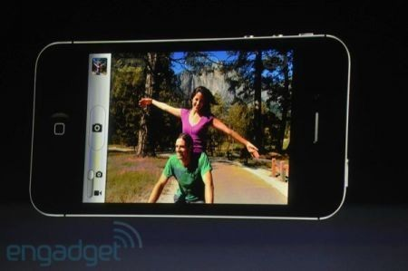 iPhone 4S, foto di alta qualit�
