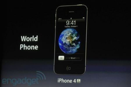 iPhone 4S, supporto alle reti CDMA