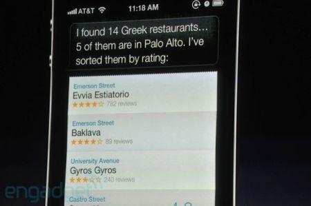 iPhone 4S, ricerche su Internet