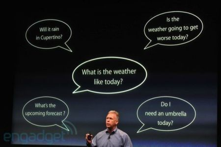 iPhone 4S, arriva Siri