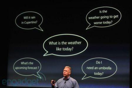 iPhone 4S, arriva Siri