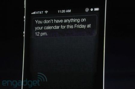 iPhone 4S, le foto del keynote