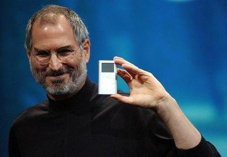 Steve e iPod